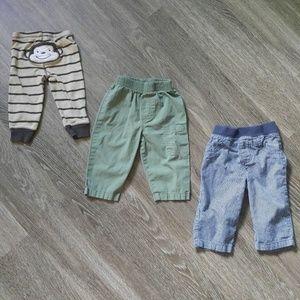 5/$20 - Boy Pants Bundle